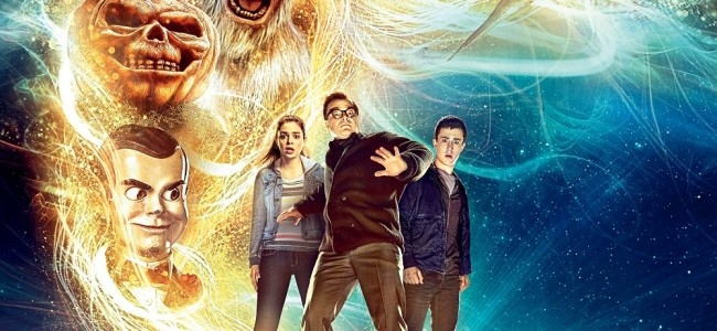 Goosebumps Advance Screening is Getting Straight up SPOOKY in Seattle and Portland!