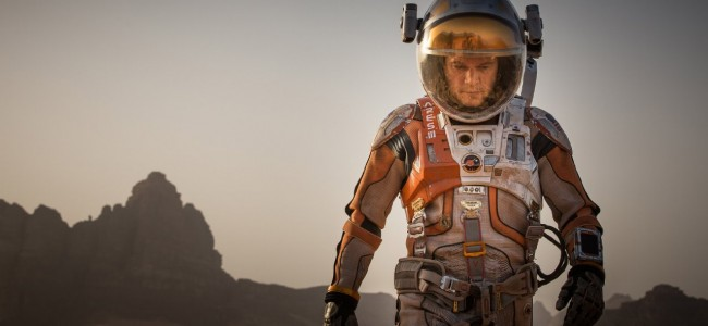 The Martian is Perfect Sci-Fi with Hard Science and Humor