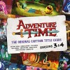 Book Review: Adventure Time – Title Card Book (Vol 2)