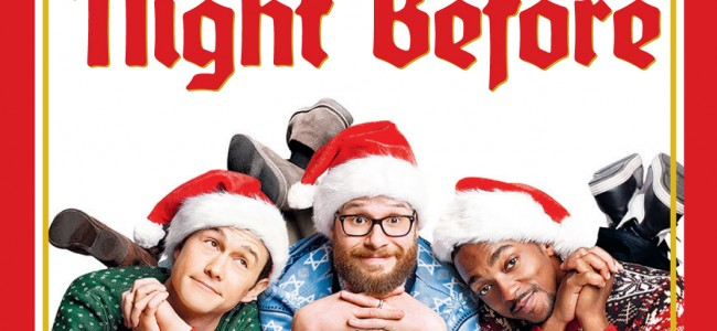 THE NIGHT BEFORE Advance Screening is Bringing Holiday Cheer to Seattle and Portland