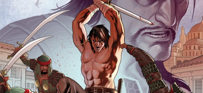 Conan The Avenger #20 – Comic Review