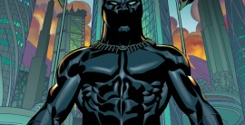 First Look At Black Panther #1