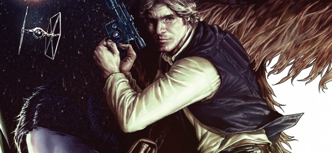 Han Solo #1 Lands In Stores This June