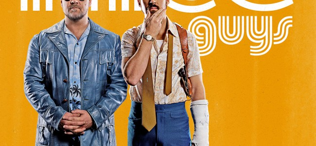 THE NICE GUYS Advance Screening for Salt Lake City