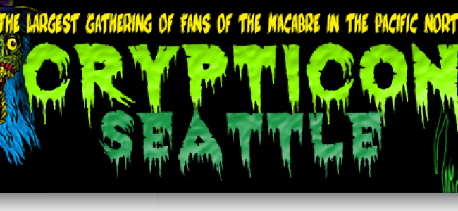 Crypticon Seattle 2016 Guest Guide