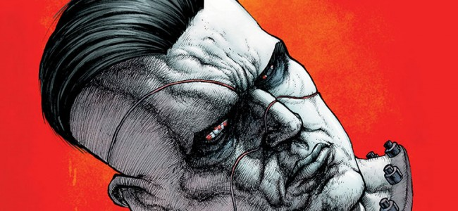 Comics You Crave – Valiant's 4001 A.D.: Bloodshot #1