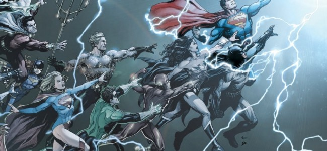 Comics You Crave – DC's Rebirth #1