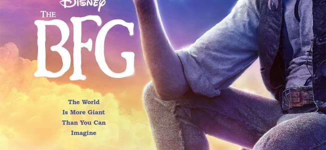 The BFG is a Massive Magical Experience