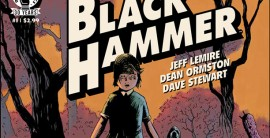 Comics You Crave – Black Hammer #1
