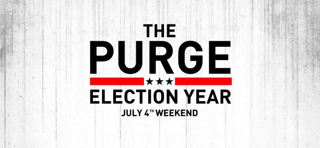 THE PURGE: ELECTION YEAR — Finally, the Liberal Agenda