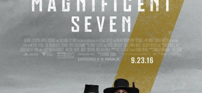 Review: The Magnificent Seven Misses The Mark But Not By Much