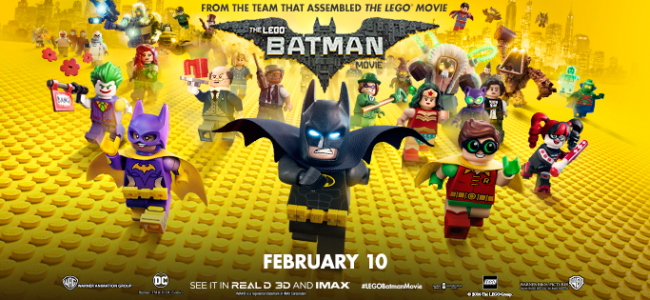 The Lego Batman Movie does Everything Right