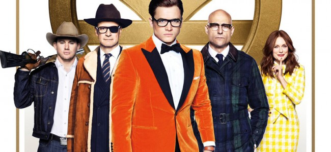 Kingsman: The Golden Circle, Longwinded but Stimulating in The End. [Review]