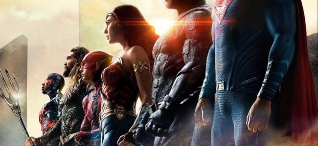 JUSTICE LEAGUE is a step in the right direction, but not enough yet. [REVIEW]