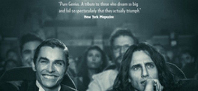 """The Disaster Artist"" is a fantastic portrait of an awful movie"