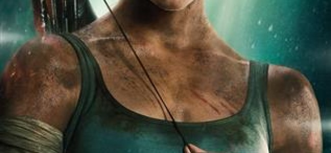 TOMB RAIDER is an underwhelming adventure. [Review]