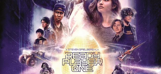 Ready Player One is Edge to Edge Nostalgic Fun