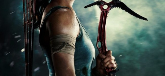 Tomb Raider is Fun Fantasy Action [Review]