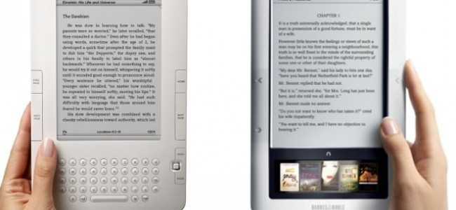 Are We at a Cusp of the eReader Price Wars?