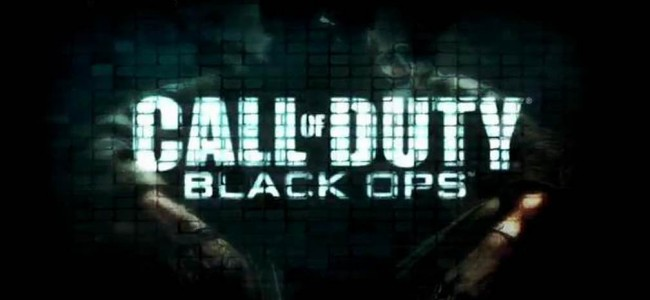 Call of Duty: Black Ops Will Ship With 3D Included
