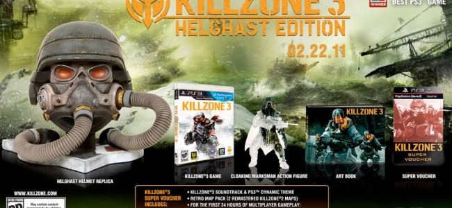 Killzone 3 Helghast Edition Reminds Me of Something…