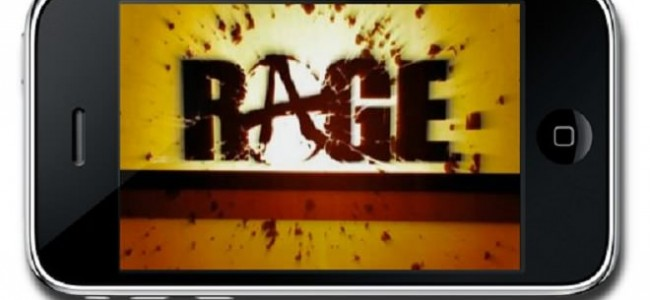 It's about time you got to RAGE