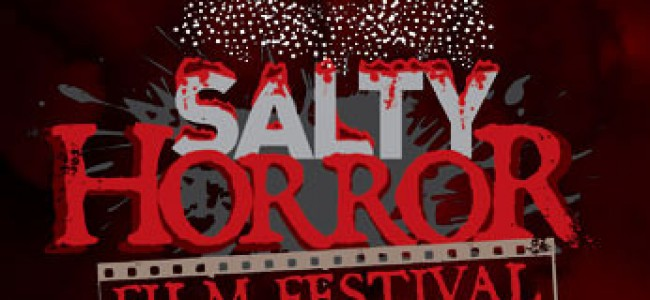 Comic Panel at The Salty Horror Film Festival