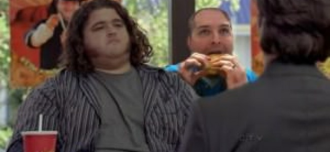 KFC Double Down on NBC Lost, secret Ad placement?