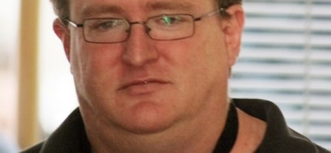 Gabe Newell Wants Your Money