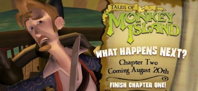 Mark Your Calendars: Tales of Monkey Island Chapter 2, August 20th
