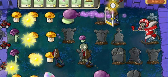 Plants vs Zombies on the iPhone…finally!