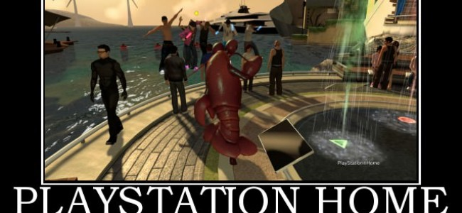Playstation Home v1.5 aiming to bring users 'high quality' games