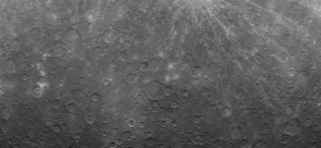 Spacegasms: First Shots of Mercury