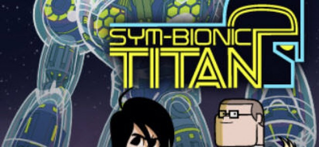 SymBionic Titan is the Best Animated Show on Cartoon Network