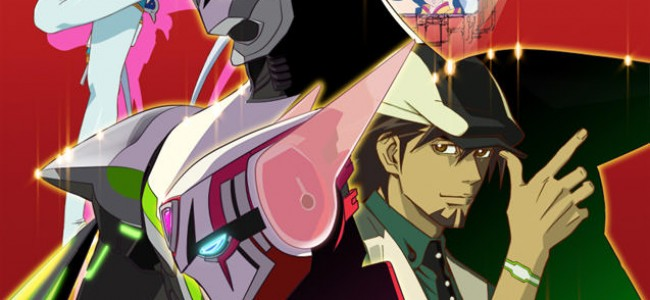 Watch Sunrise's Tiger and Bunny on April 2nd