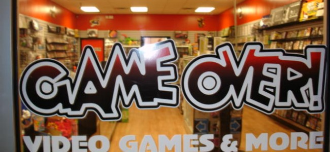 I'm losing interest in the video game store