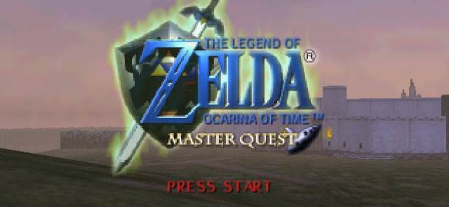 Bust Out Your Wallets, Ocarina of Time 3DS Will Include Master Quest