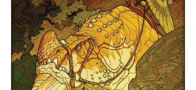 Comic Review: Nonplayer #1 (of 6)