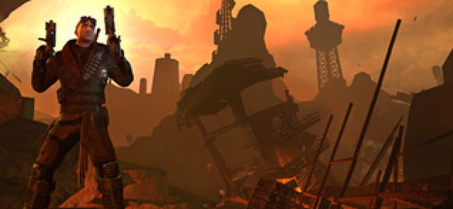 THQ announce Red Faction: Armageddon demo