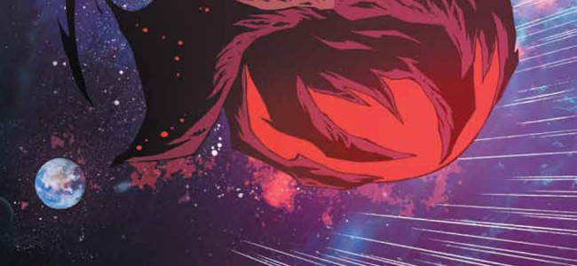 Starborn #5 – Review