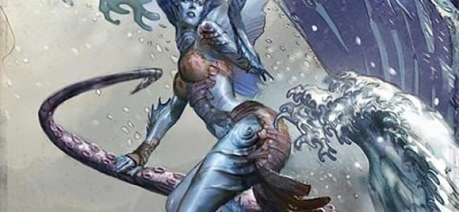 First deck and new Planeswalker revealed for Duels 2012.