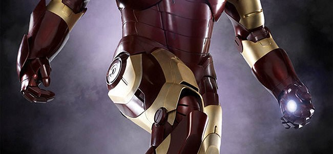 """VIDEO: Life-Sized Remote Controlled """"Iron Man"""