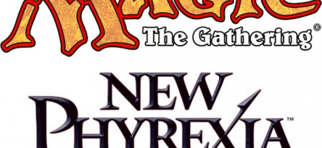 """""""New Phyrexia"""" Event Deck Lists"""