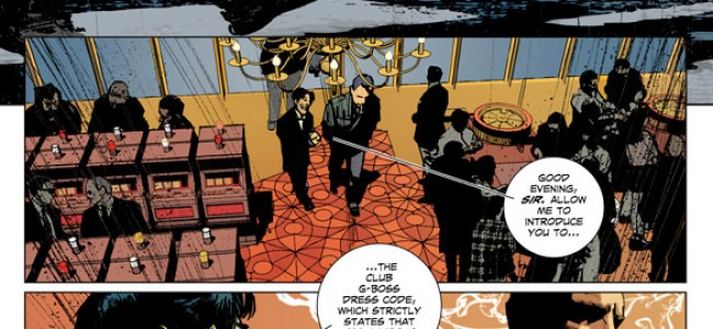 Comic Review, Undying Love #2
