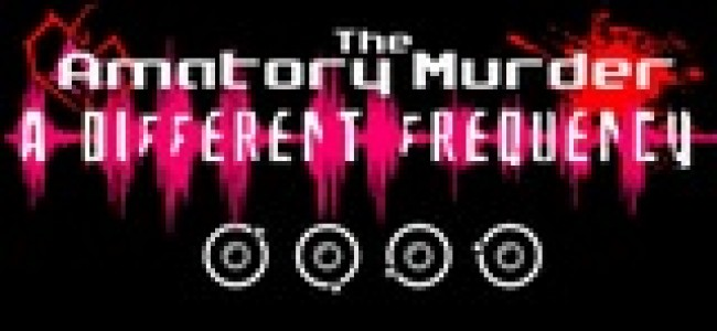 """The Amatory Murder's """"A Different Frequency"""" – Review"""