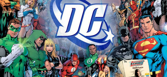 WPR Talks to DC Comics About the Android Digital Platform Launch!