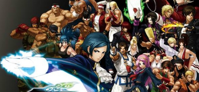 King of Fighters XIII – Gameplay Trailer