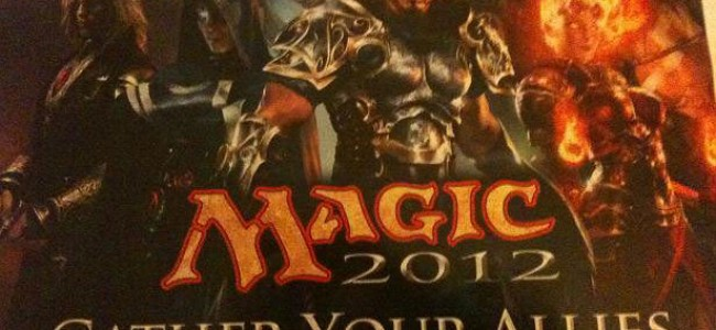 The notable cards of Magic 2012