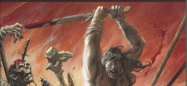 Conan: The Hand of Nergal – Review