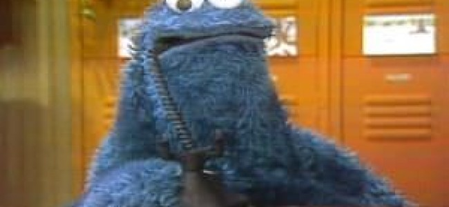 Video: Tim Schafer Bumps Into The Cookie Monster